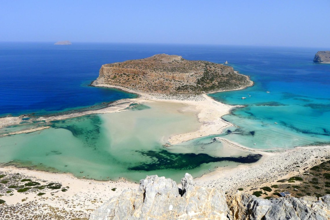 Balos Gramvousa cruise Chania KidsLoveGreece.com