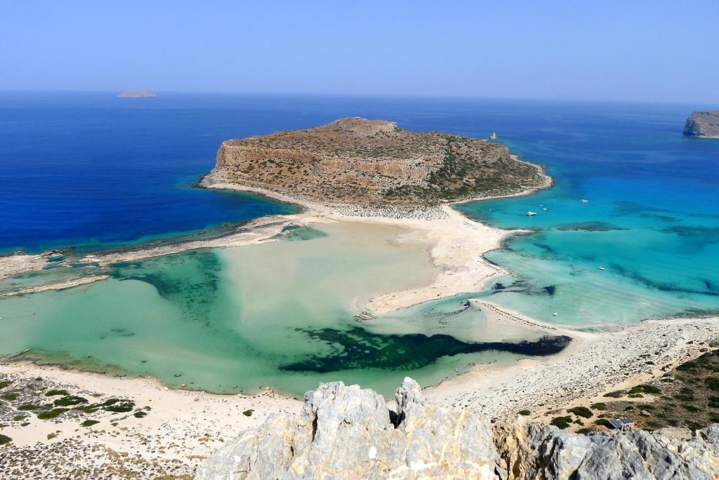 Balos Gramvousa cruise Chania Kids Love Greece