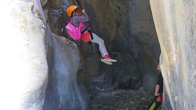 Cretan Canyons for Kids