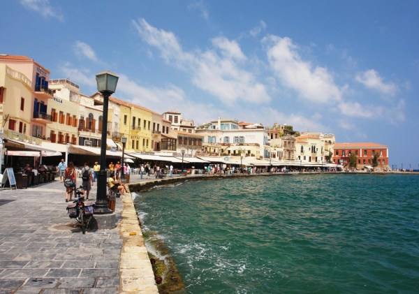 Chania Family Walking Tour