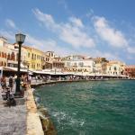 Chania venetian port
