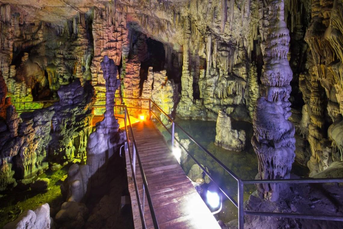 Dikteo Andro cave Lassithi Crete
