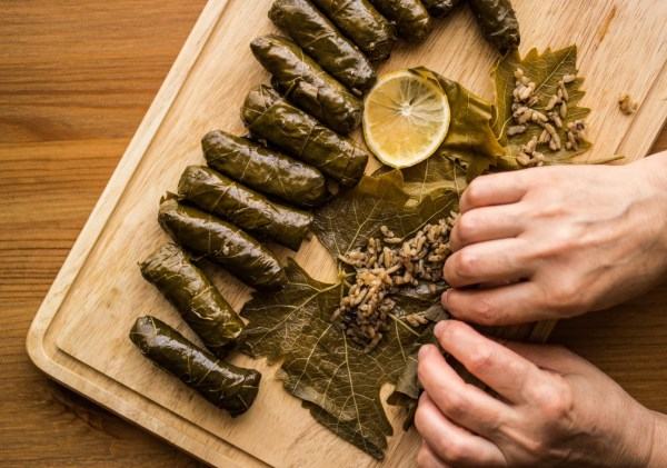 A Guide to Vegetarian and Vegan Greek Food
