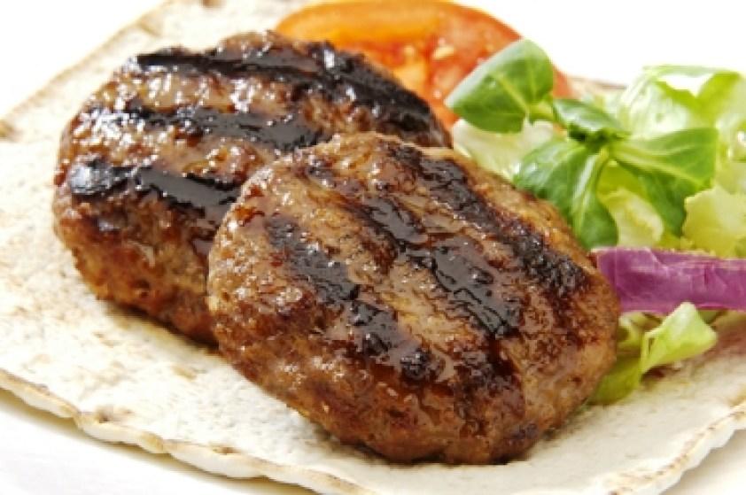 small bifteki