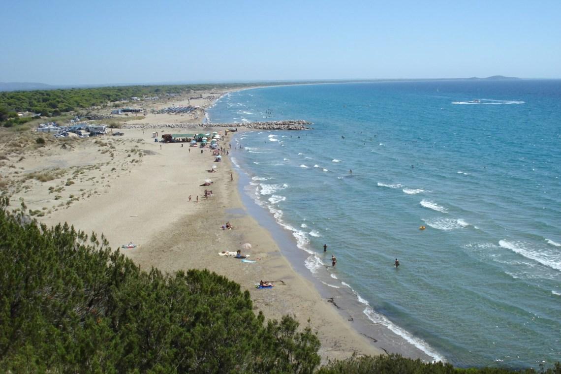 Kalogria beach KidsLoveGreece.com