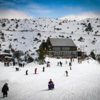 Parnassos ski resort