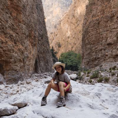 Hike the Samaria Gorge – take the challenge!