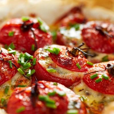 Stuffed Tomatoes (Gemista) – Greek Recipe for Families