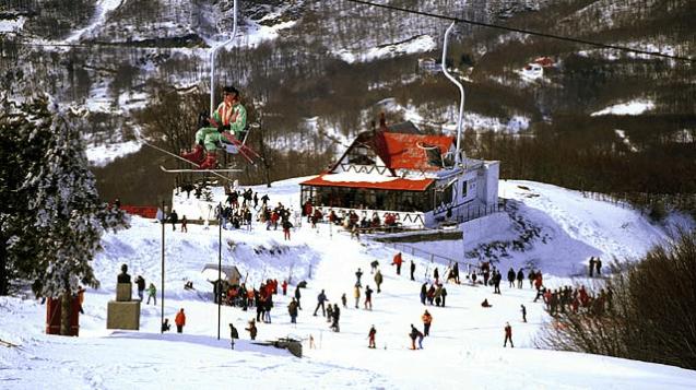 Pelion Ski Resort