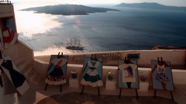 Top family hotels – island hopping in the Cyclades