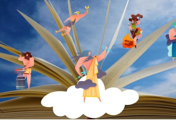 28 Must-Have Greek Mythology Books for Kids