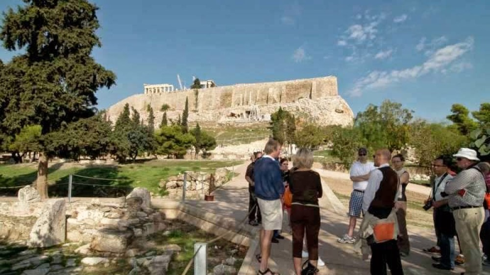 The Acropolis and Athens City Centre Family Tour