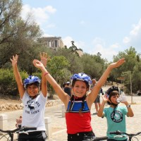 See Athens by Bike