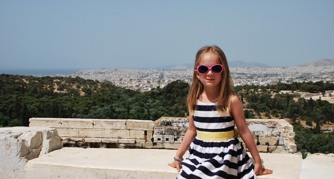 9+1 kid friendly activities in Athens