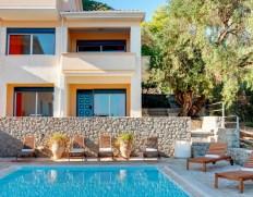 Villas in Glyfa, Corfu