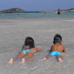 Five reasons to visit Elafonisi with your family