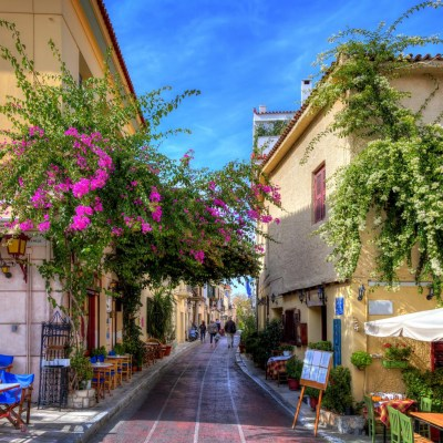 Top 12 things to do in Plaka and Monastiraki with Kids