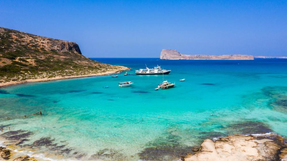 Cruise in Gramvousa and Balos