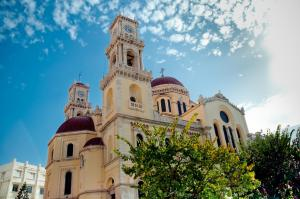Cathedral of Saint Minas at Heraklion