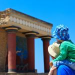 The best places for kids around Heraklion in Crete