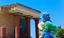 Τα 8 καλύτερα μέρη για παιδιά γύρω από το Ηράκλειο