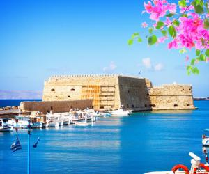 One Day in Heraklion with the Family