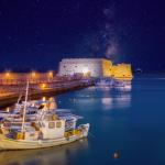 Koules fortress Heraklion kids love greece