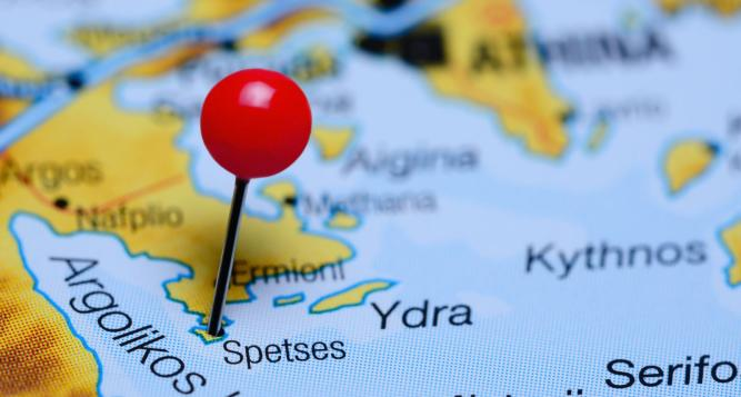 Top 6 kid-friendly islands close to Athens