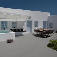 """Villa """"Anemolia"""" in Megalochori Santorini"""