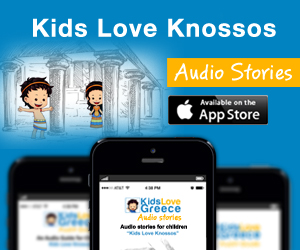 Audio Stories about the Palace of Knossos