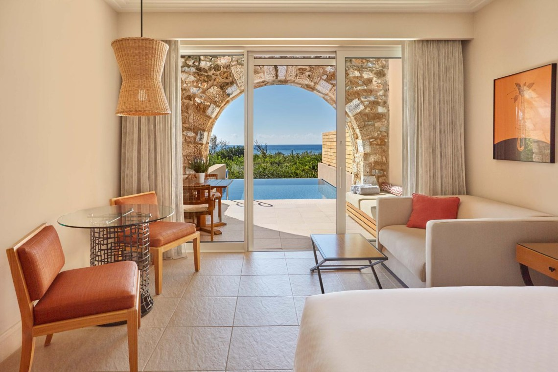 The Westin resort Costa Navarino KidsLoveGreece.com accommodation