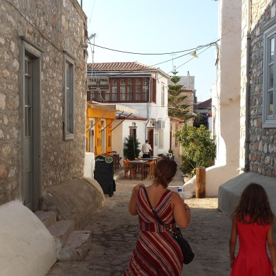 Lost in Greece…