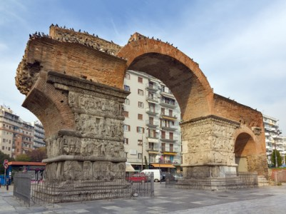 Arch of Galerius Thessaloniki