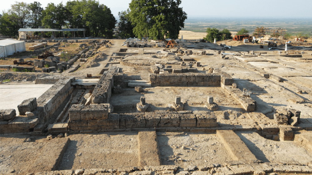 The Archaeological Site of Vergina