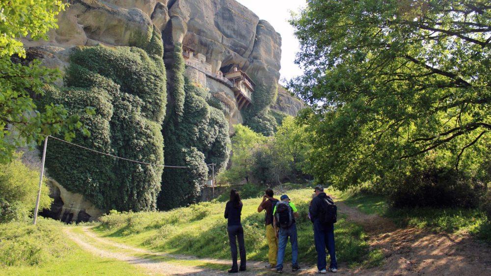 Meteora Family Hiking Tour