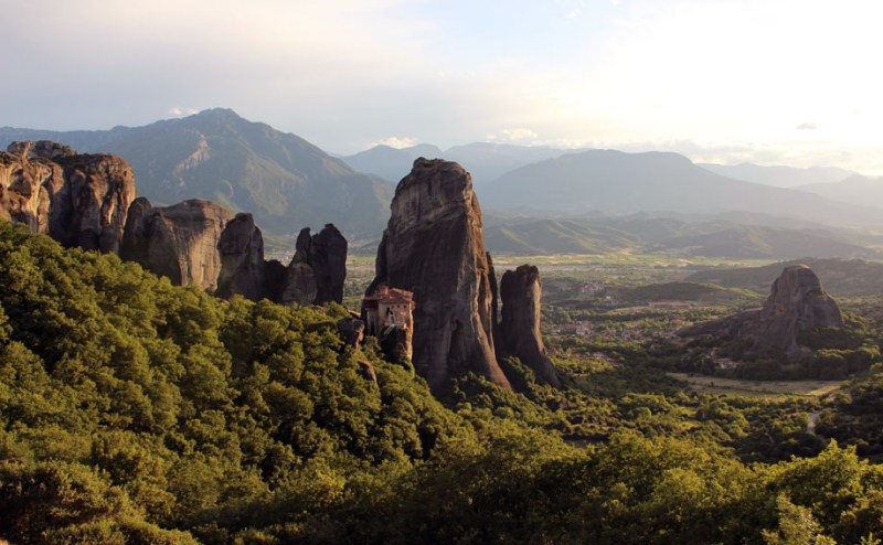Things to do in Meteora for families