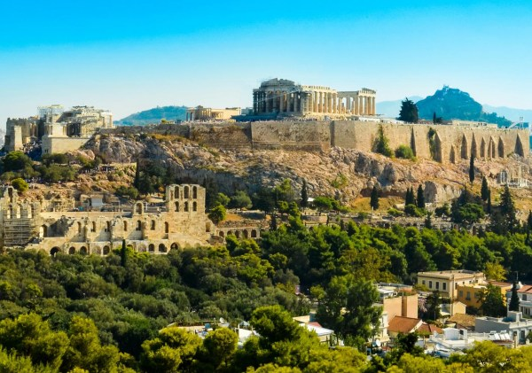 The Best Archaeological Sites in Greece for Families