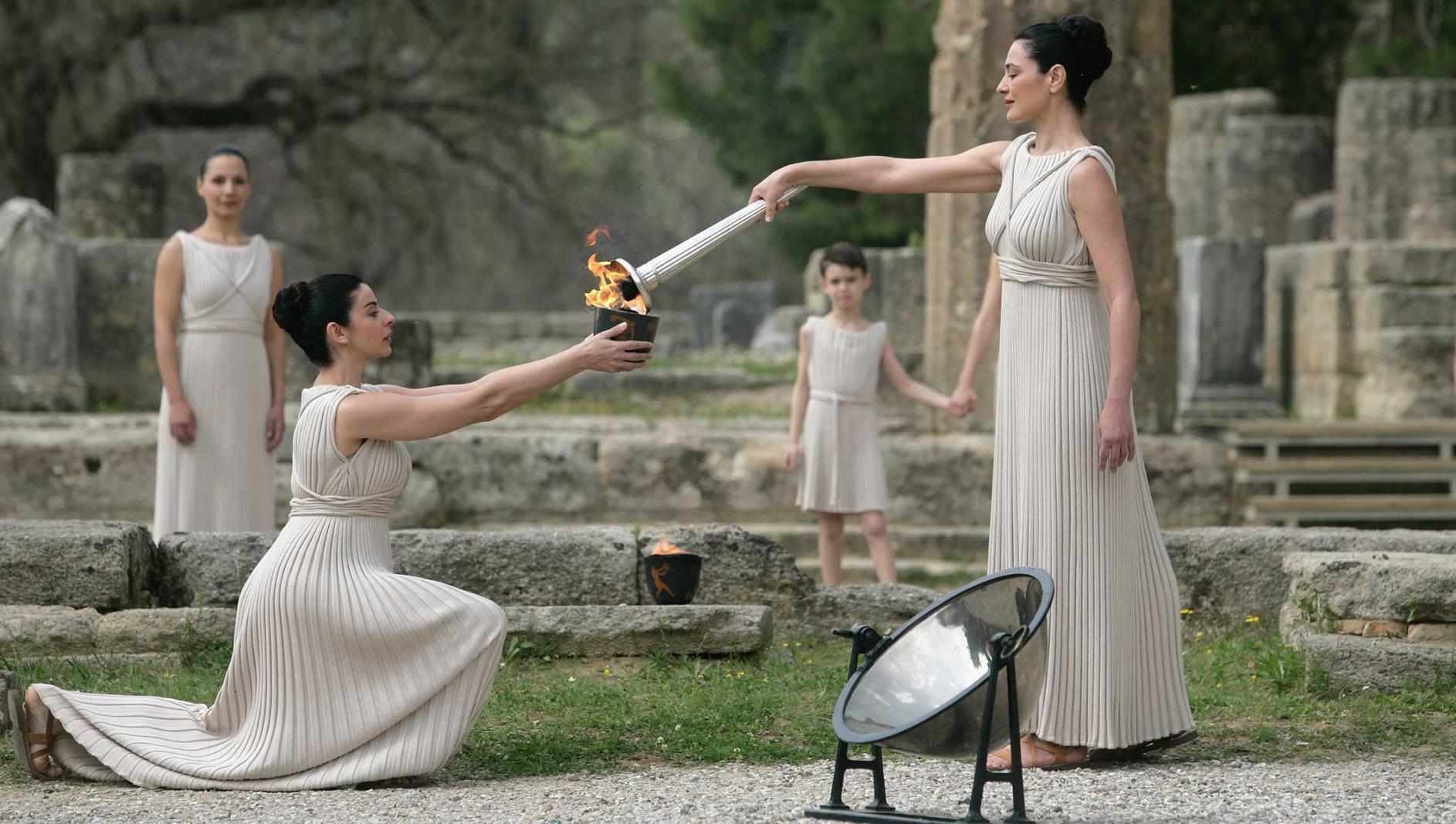 Percy Jackson Tour of Olympia - Greek Mythology Day Trip