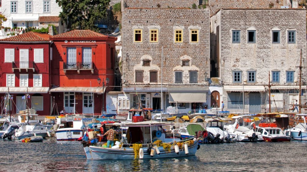 Experience Three Greek Islands in One Day