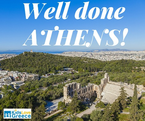 Well done Athens!