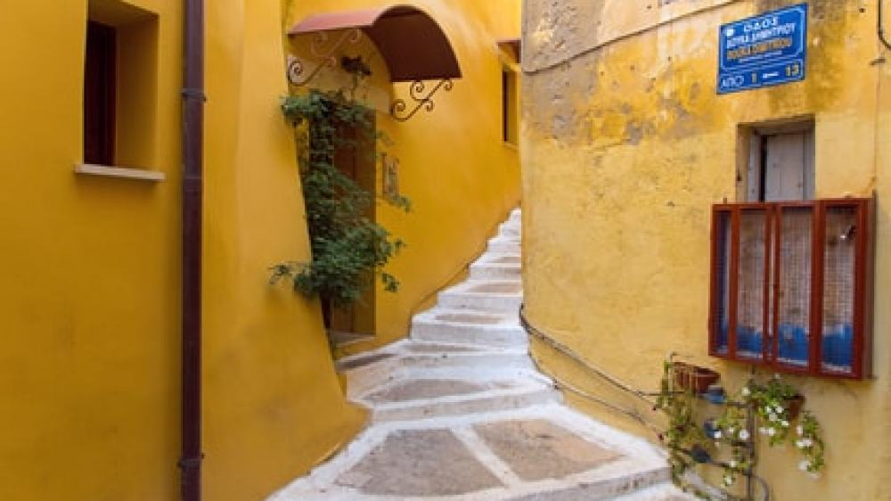 Chania Crete Family Walking Tour