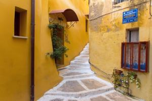 Chania Crete kidslovegreece family walking tour orning group