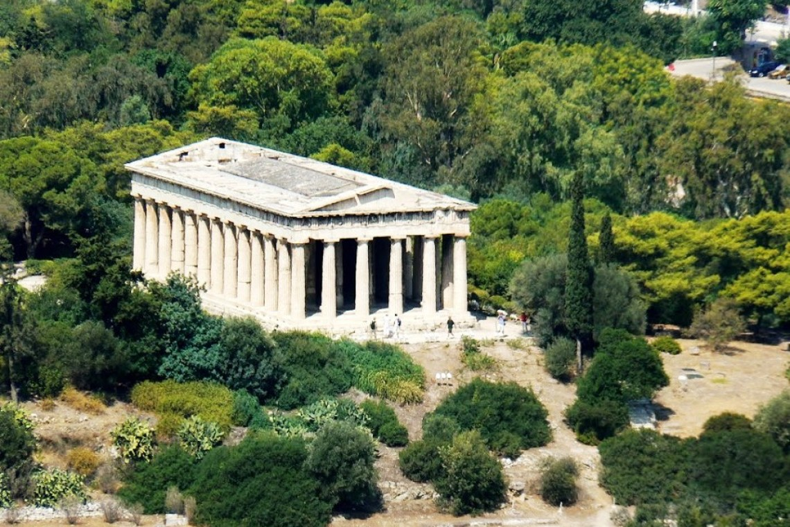 Athens Mythologyl Tour for families