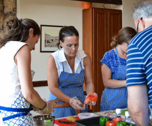 Greek cooking family workshop