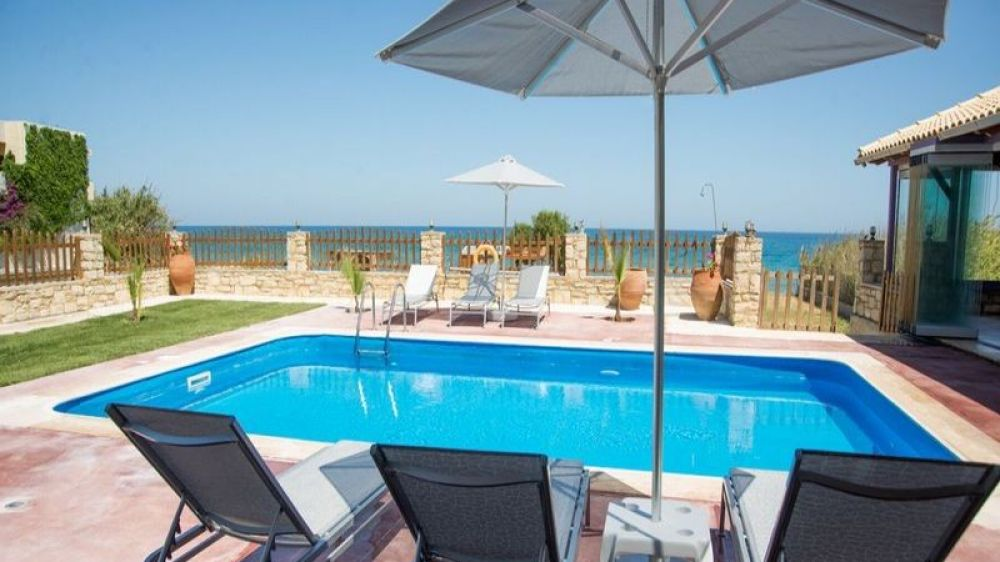 Golden Sand Family Villa in Rethymno