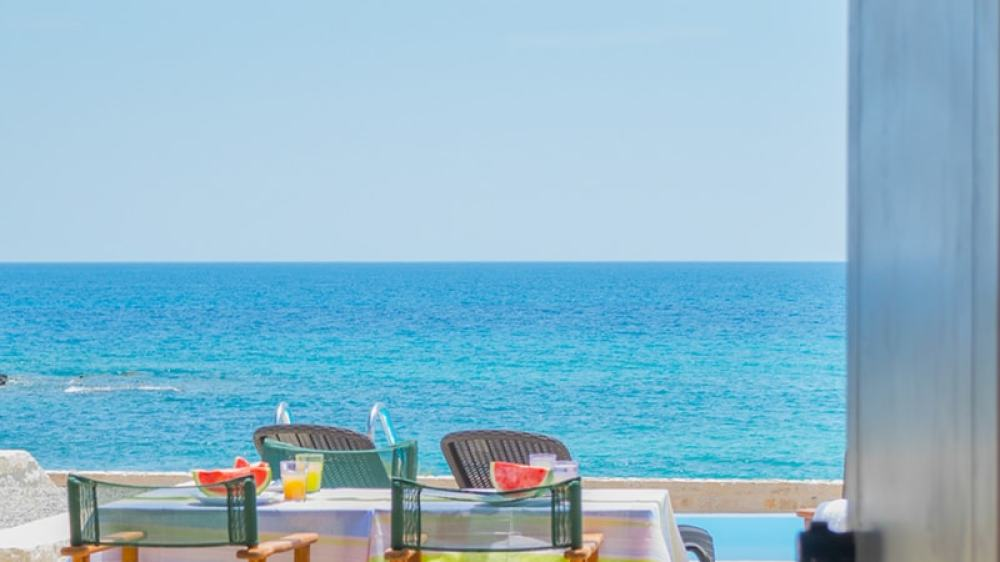 Mary Beach Tria Family Villa, Chania