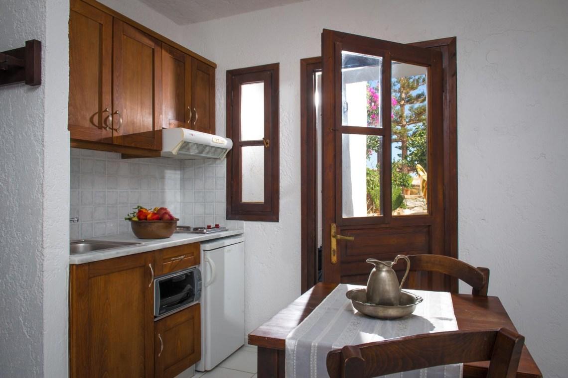 family friendly accommodation kids love Greece Ambelos apartments & studios agia pelagia Crete