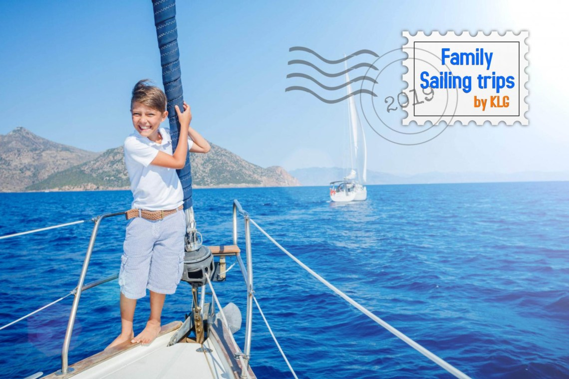 Famiily sailing trips KidsLoveGreece.com