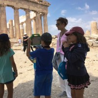 Percy Jackson Tour in the Acropolis and Acropolis Museum