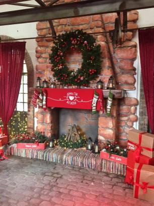 Christmas Factory Δίψα για Χριστούγεννα Αθήνα Τεχνόπολις Γκάζι παιδότοπος